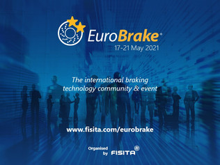 EuroBrake 2021 sponsorship filling up fast, exhibitor slots still available