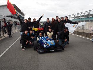 iMechE - Formula Student 2021