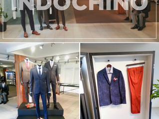 INDOCHINO: Brick and Mortar Meets Online Fashion