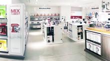 New Strategic Store Design
