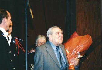 Mars 2002 création dernière symphonie