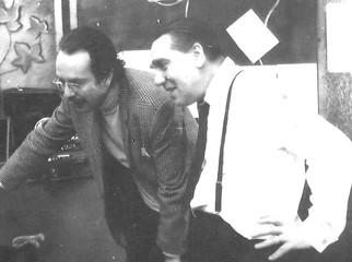 Avec Frédéric ROBERT en conversation avec Darius MILHAUD