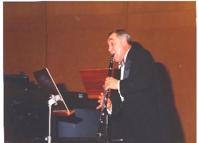 1986, directeur de l'école nationale de musique d'Issy les Moulineaux