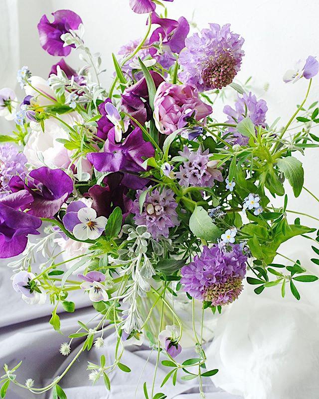 春の花束2020__久しぶりに春の花束を。_中上級者向けの回さない作り方で_