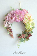 Artificial Spring wall decoration