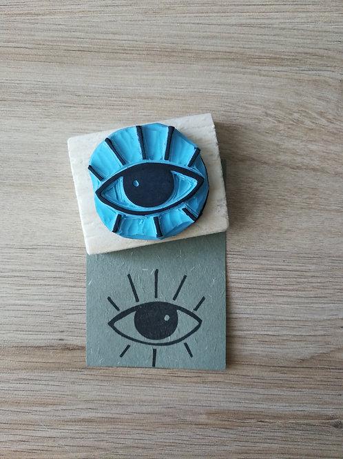 Tampon Oeil