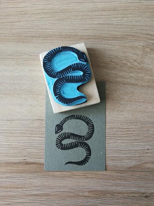 Tampon Serpent