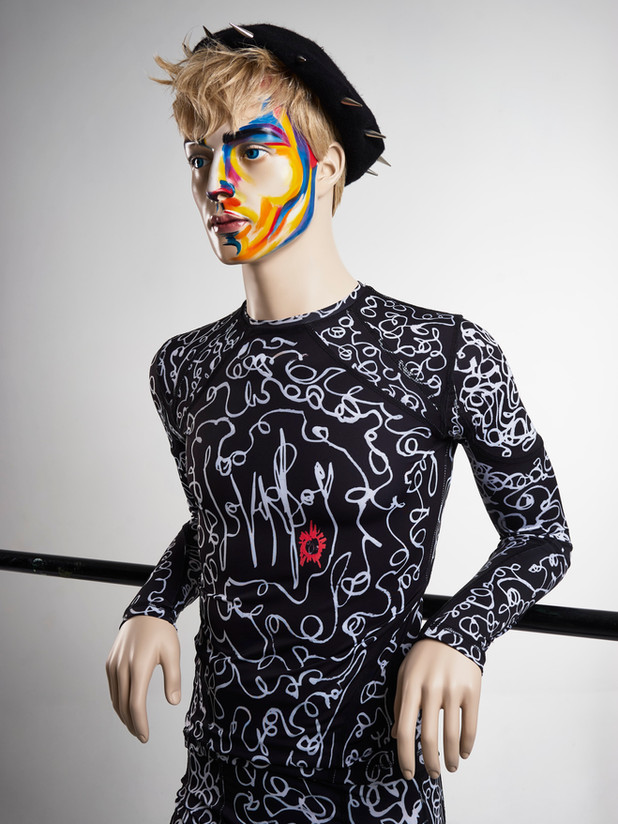 Young London. Association Mannequins.