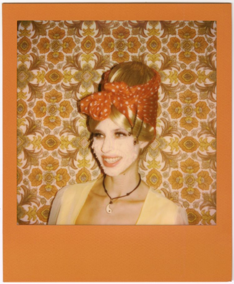 Denelle+&+Tom+Ellis-+Polaroid+Originals+