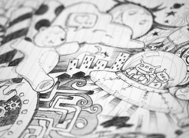 Doodling for Inspiration