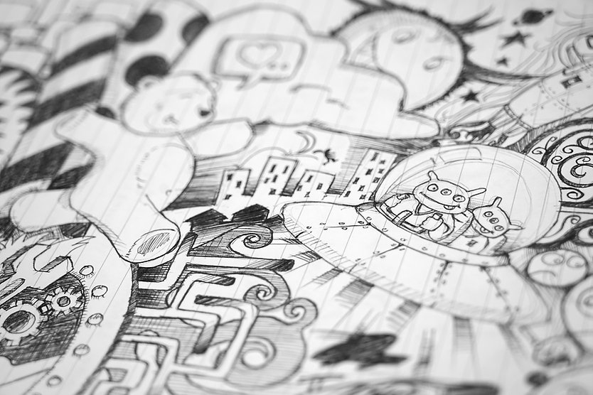 what we do doodle.