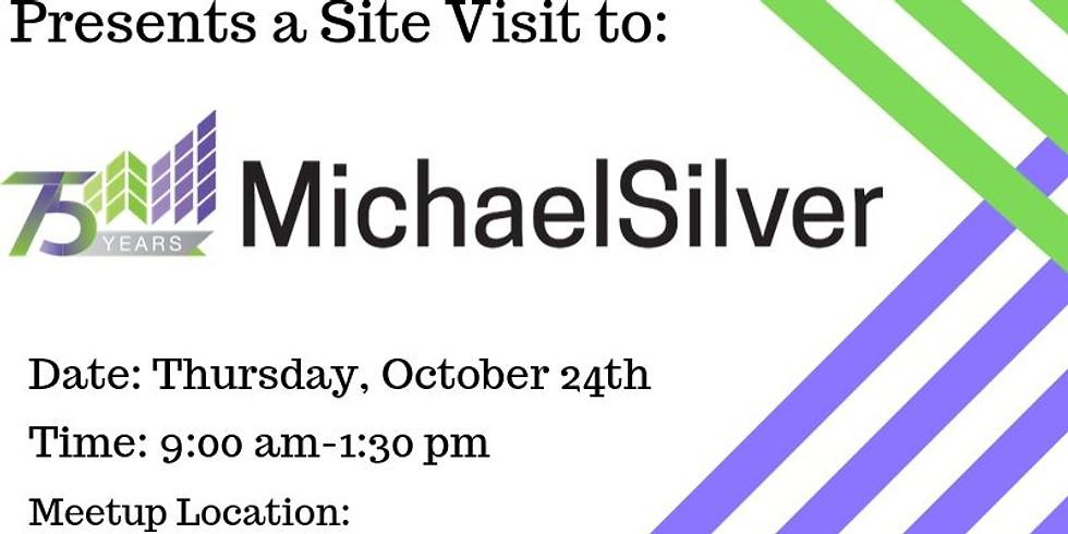 Michael Silver Office Visit