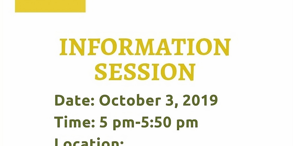 Friedman & Huey Information Session