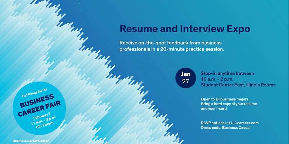 Resume and Interview Expo