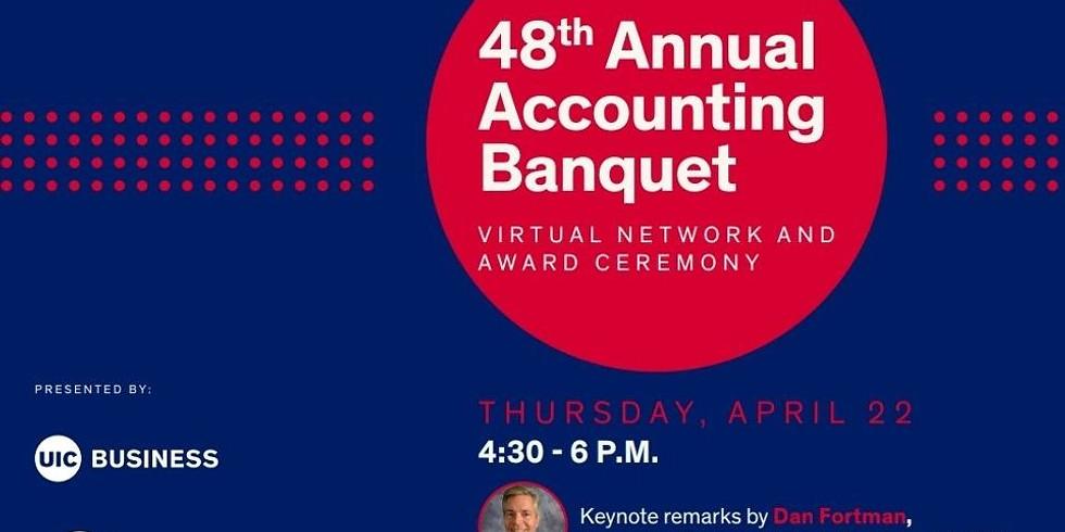 48th Annual Accounting Banquet