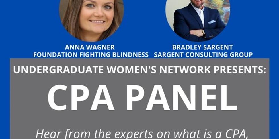 UWN CPA Panel