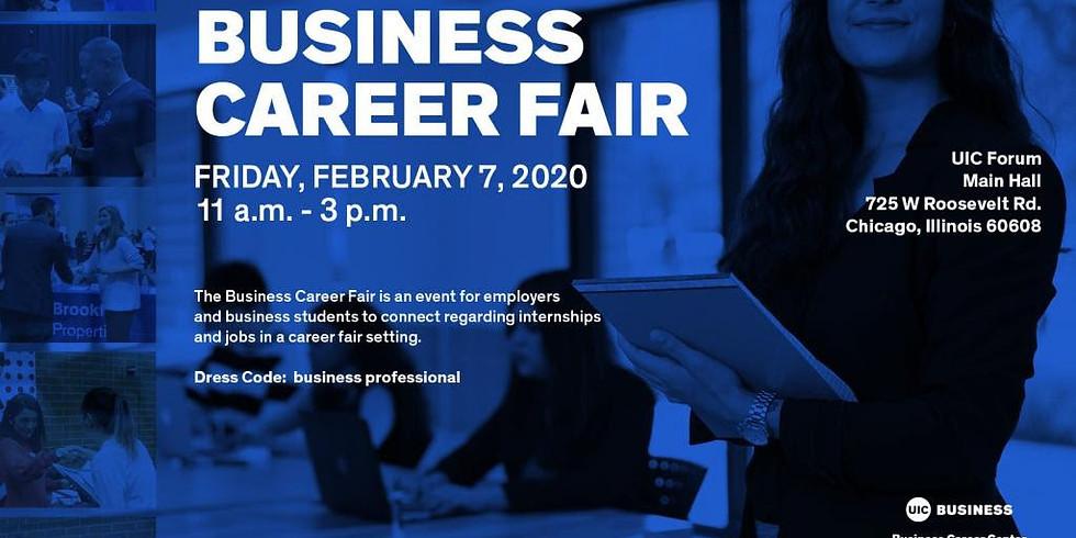 Business Career Fair