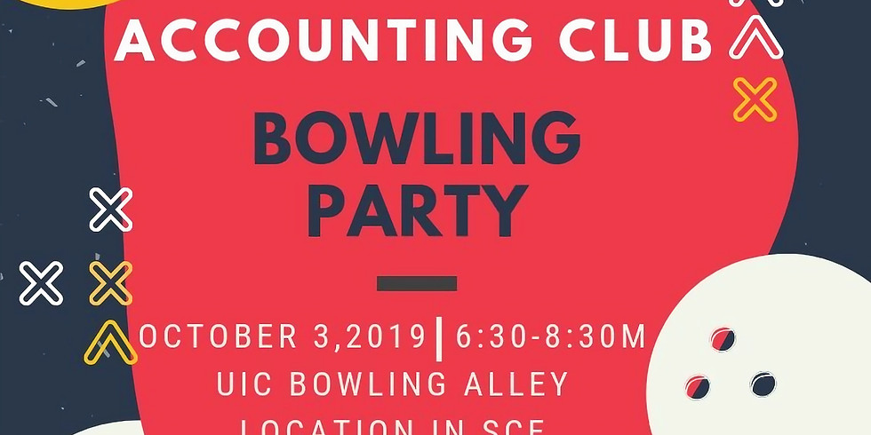 Accounting Club Bowling Night