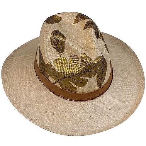 Golden Palmas hat
