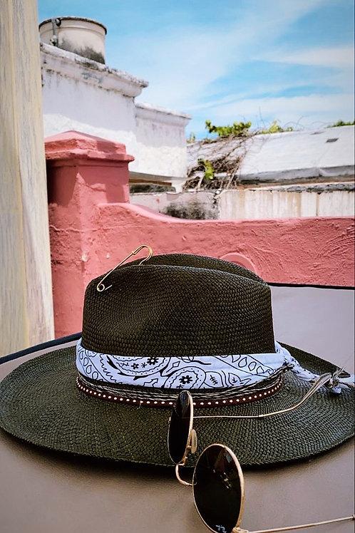 RAFIA HAT