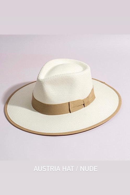 Austria Hat /nude