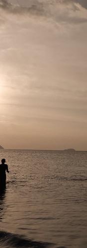 Fishing on the Andaman Sea