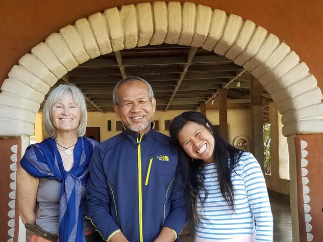 Pun Pun Farm with Khun Joe and Ramphai