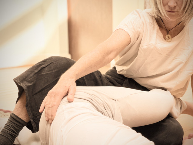 Gentle spinal twist