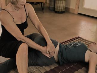 Low Back-sacrum stretch