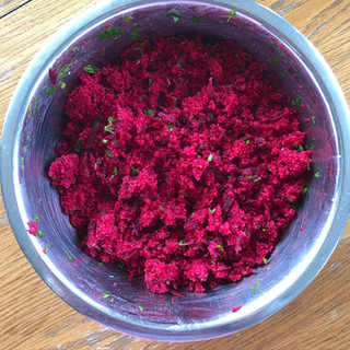 Beetroot Cous Cous