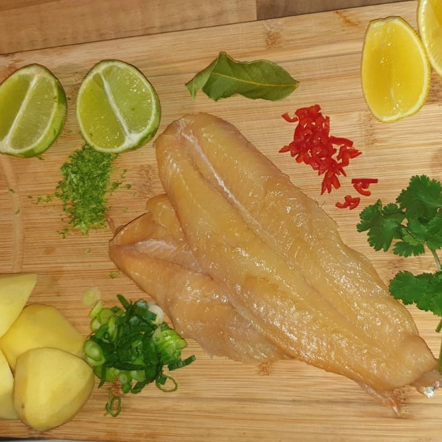Haddock Fishcakes Prep