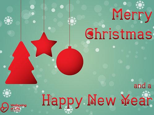 Christmas Card - 8