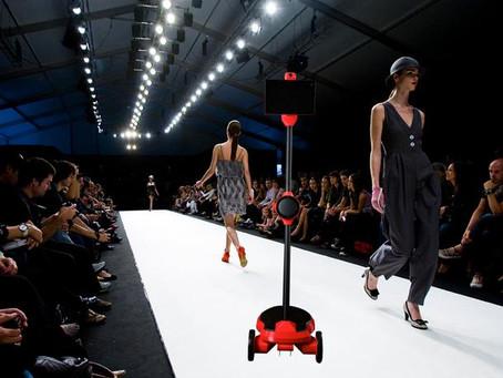 Robô de telepresença tem vaga  garantida na passarela da London Fashion Week