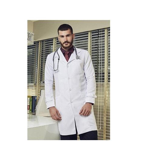 jaleco antiviral masculino