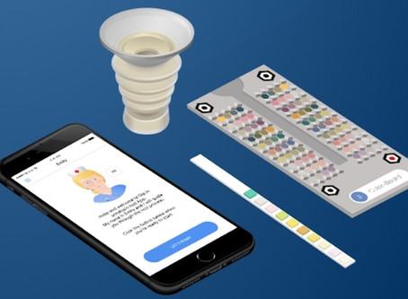 Aplicativo permite fazer exame de urina em casa