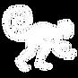 white monkey logo vector.png