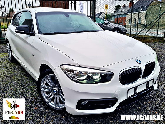 BMW SERIE 116i PACK SPORT / 78.000KM/ ETAT SHOWROOM/ DISPONIBLE