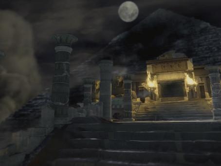 Temple of doom?