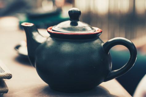 Copper Kettle thé