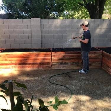 U-Shaped Garden