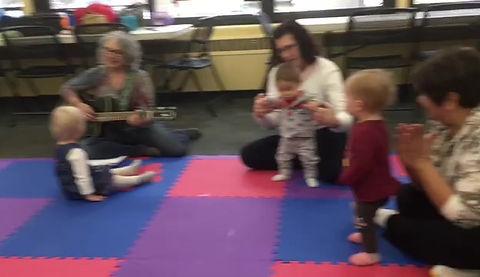 Sample Jigglejam Music Class