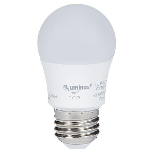 LED Bulb A15 5.5 W - Non Dimmable - Daylight