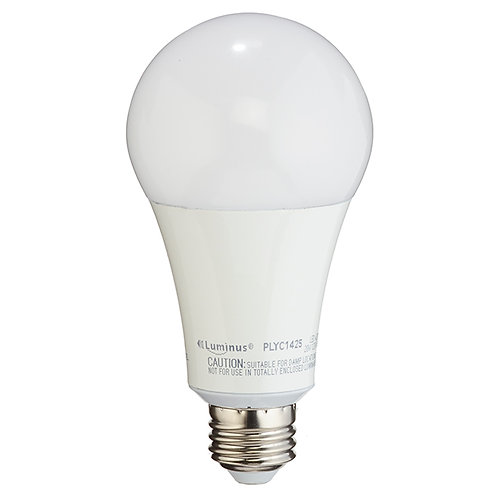 LED Bulb A19 15 W - Dimmable 5000K