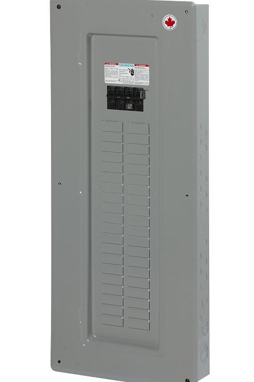 Siemens Service Entrance Loadcentre 200A w/ Main Breaker 40 Circuits to 80