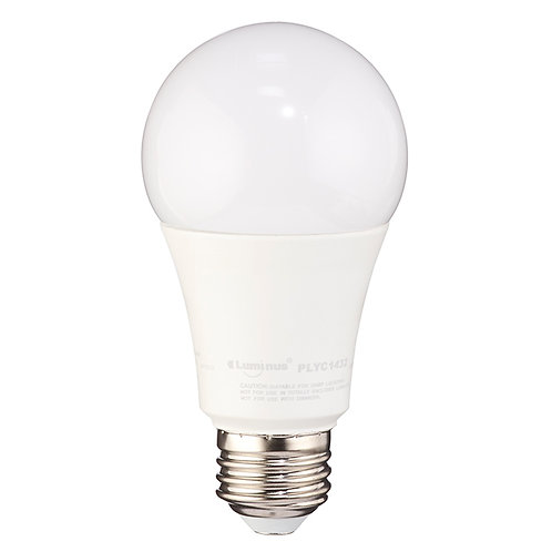 LED Bulb A19 15 W - Non-Dimmable - Soft White