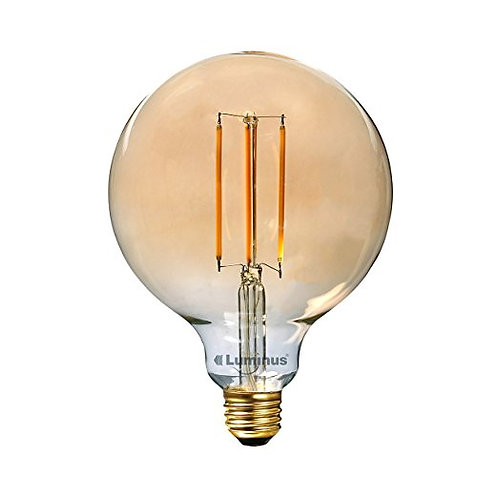 Luminus LED 4.5W=40W G40 Vintage 2200K Dimmable