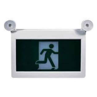 Votatec Combo Emergency Exit Running Man