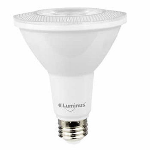 Luminus LED 11W=75W PAR30 Bulb 3000K Dimmable