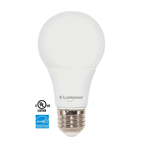 Luminus LED 14W = 100W A19 Bulb 5000K Non-Dimmable