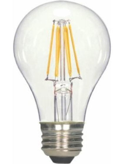 Luminus LED 4.5W = 40W A19 Filament Bulb 2700K Dimmable